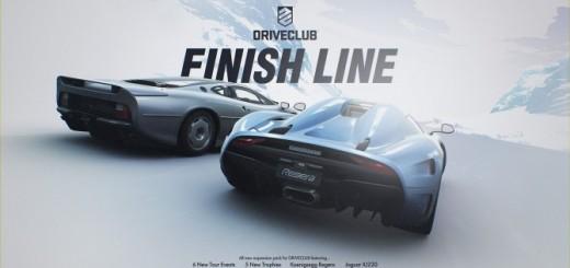 Driveclub-finish line