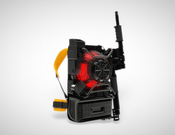 Sony Japan Proton Pack