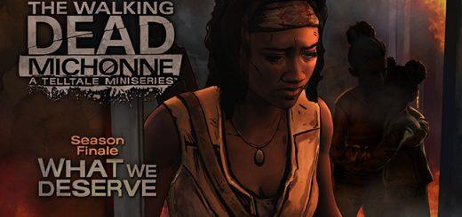 The Walking Dead- Michonne