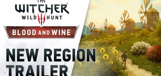 The Witcher 3 Blood and Wine New Region Trailer