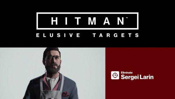 hitman Elusive Target