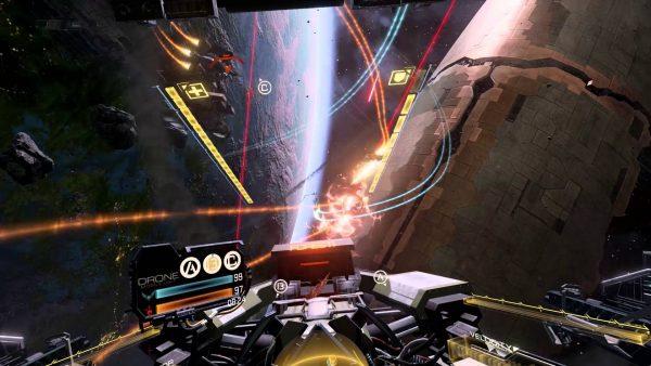 EVE- Valkyrie PlayStation VR