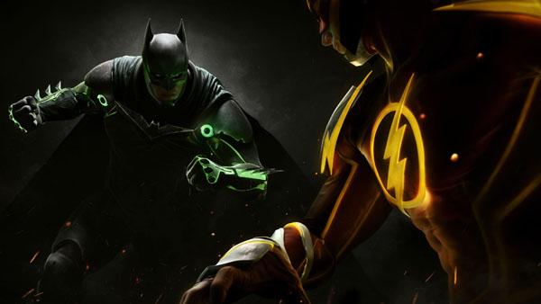 Бэтмен иСупермен избивают Флэша вдебютном трейлере Injustice 2