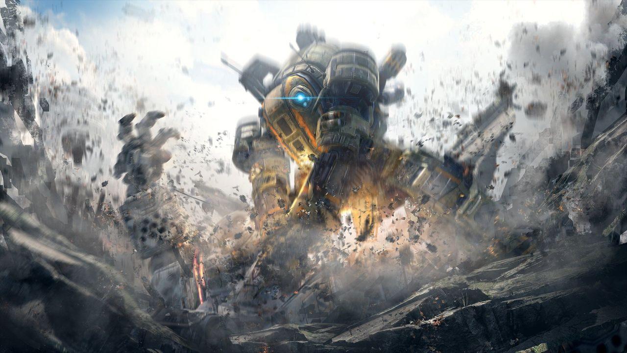 Electronic Arts покупает студию-разработчика Titanfall