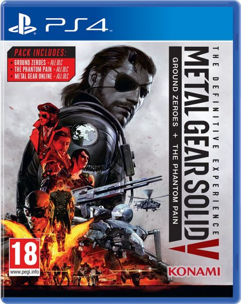mgs5 collection