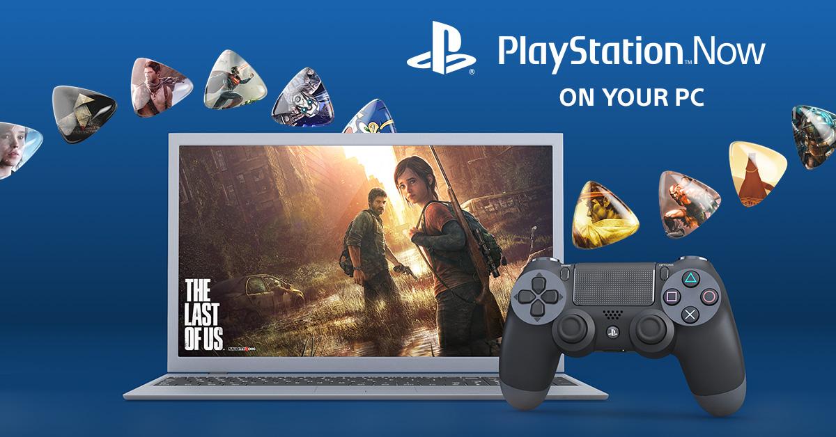 В PS Now появятся игры сPS4