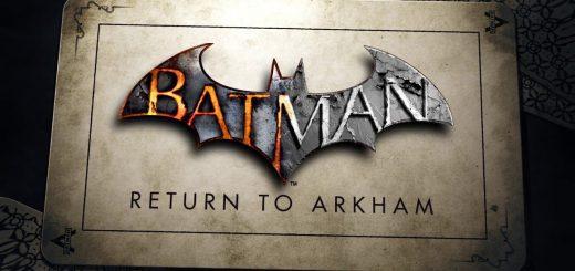 Batman- Return to Arkham