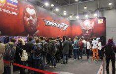 Очередь на Tekken 7