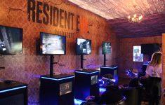 Внутри Resident Evil VR