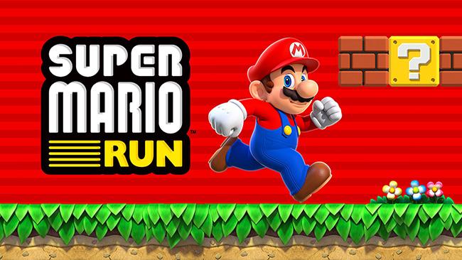 Nintendo объявила дату выпуска игры Super Mario Run для iPhone иiPad