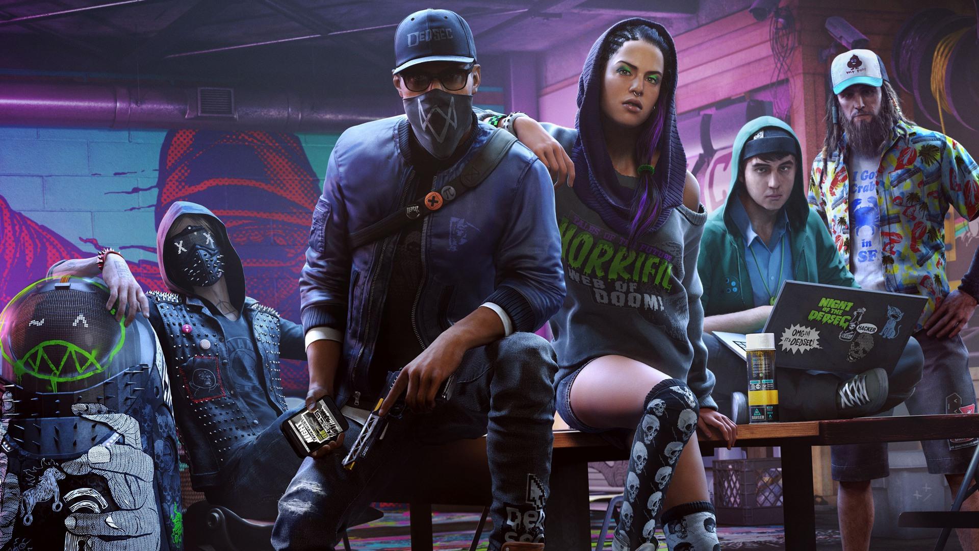 Создатели открыли доступ кпробной версии игры Watch Dogs 2
