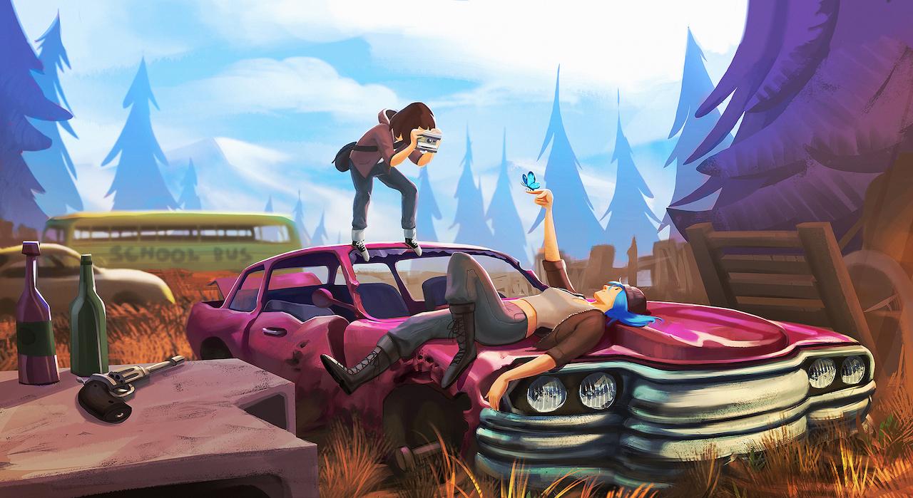 Dontnod анонсировала новейшую часть приключения Life isStrange