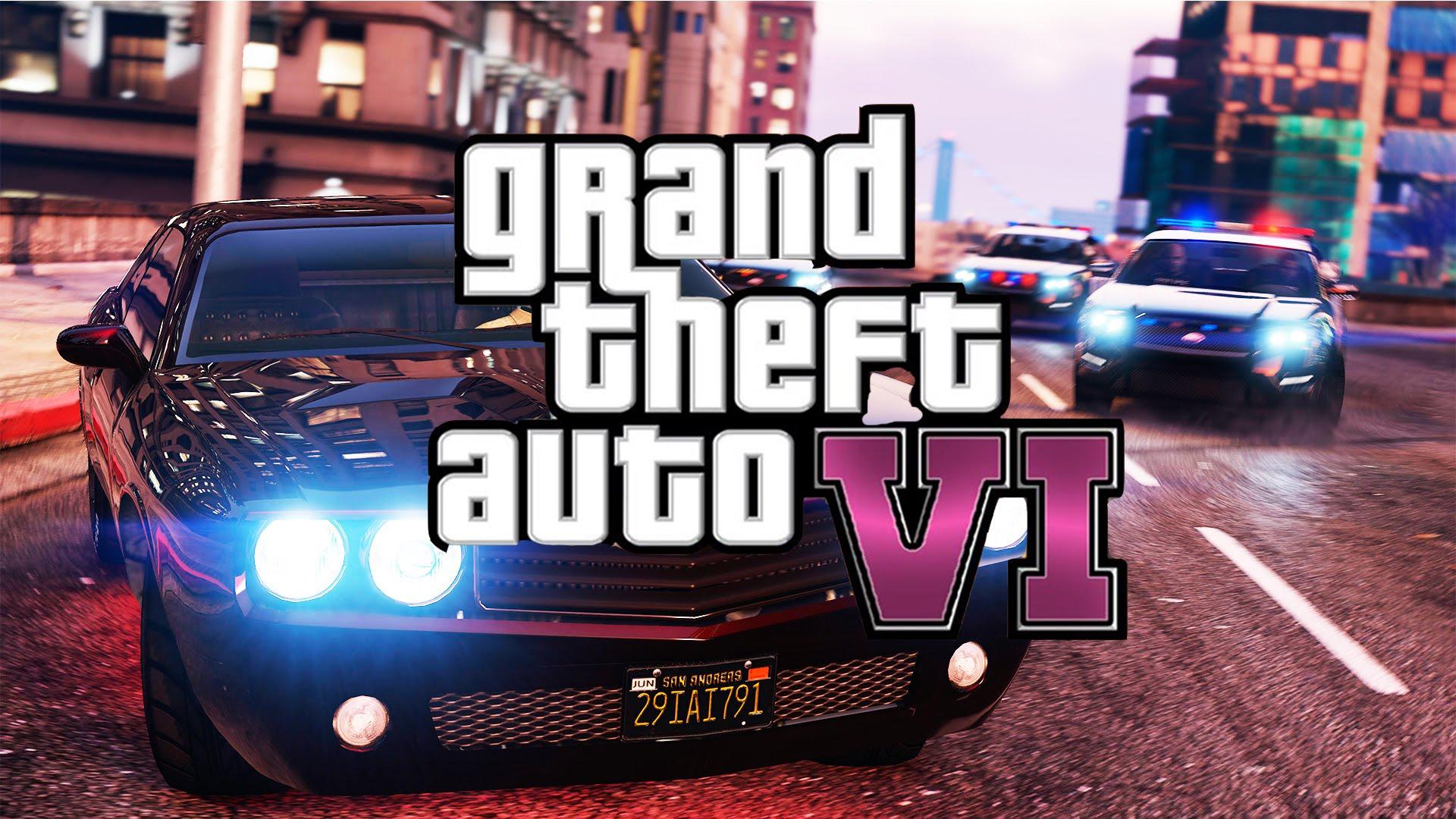 ВRockstar начали разработку Grand Theft Auto 6