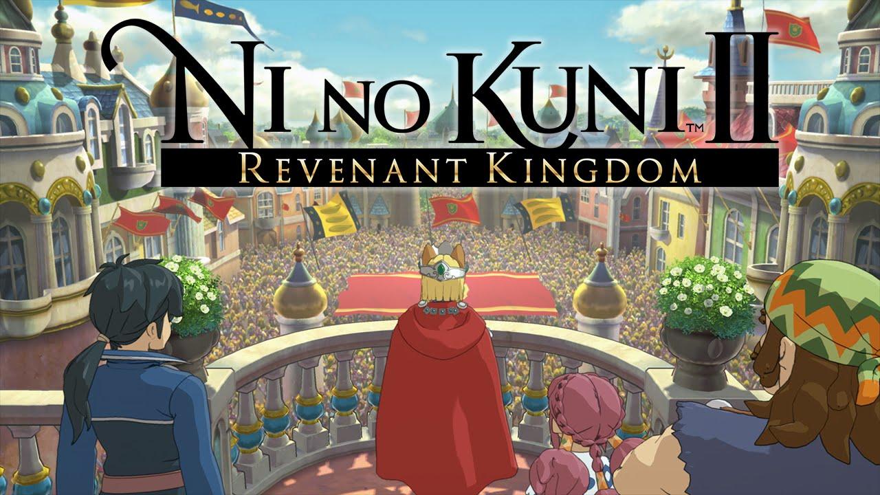 Выход NinoKuni 2: Revenant Kingdom перенесен наследующий год