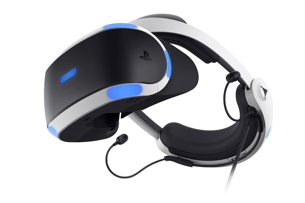 Сони  представила новый шлем виртуальной реальности PS  VR