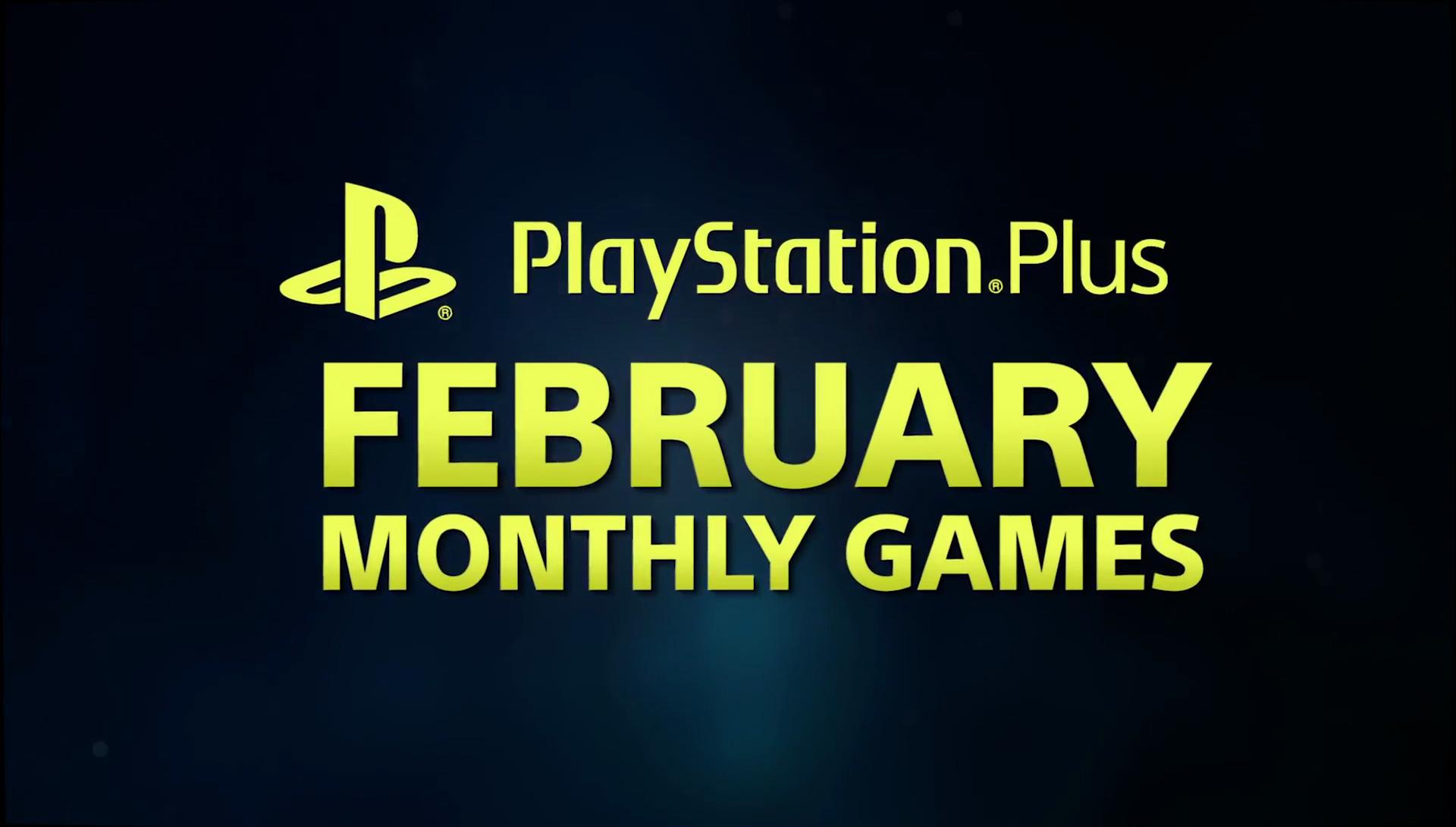Стали известны февральские игрыPS Plus