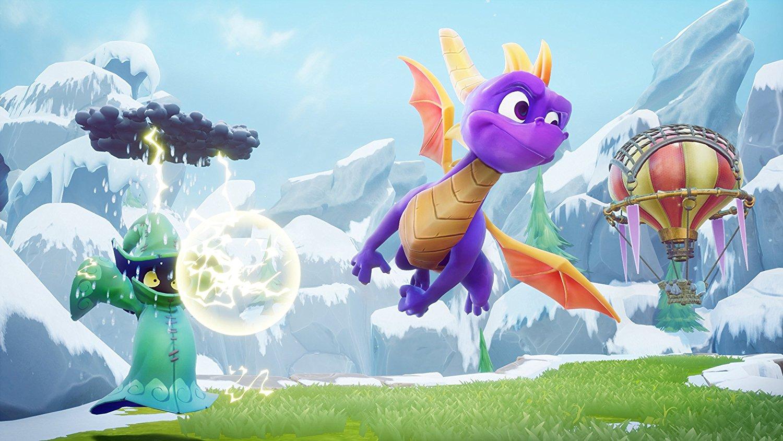 Ремейк Spyro выйдет в сентябре для PS4 и Xbox One
